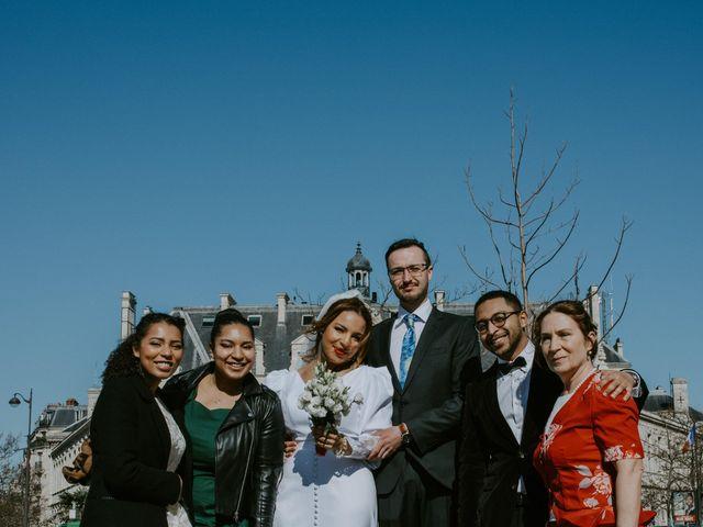 Le mariage de Phillip et Elisabeth à Paris, Paris 10