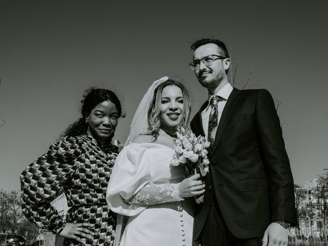 Le mariage de Phillip et Elisabeth à Paris, Paris 11