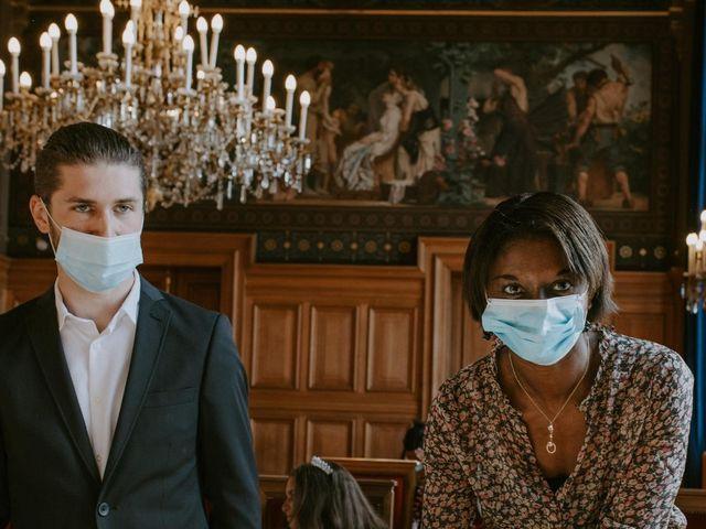 Le mariage de Phillip et Elisabeth à Paris, Paris 18