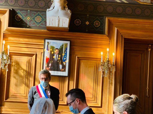 Le mariage de Phillip et Elisabeth à Paris, Paris 30