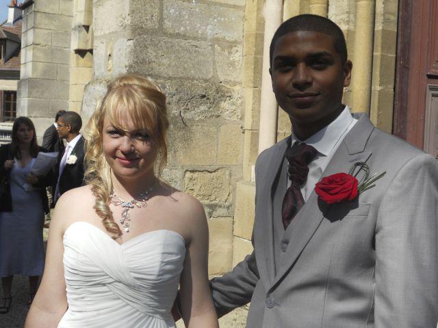 Le mariage de Camille et Pascal à Jouy-le-Moutier, Val-d'Oise 4