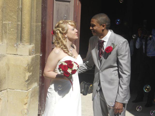 Le mariage de Camille et Pascal à Jouy-le-Moutier, Val-d'Oise 5