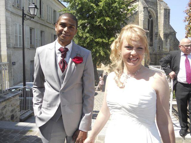 Le mariage de Camille et Pascal à Jouy-le-Moutier, Val-d'Oise 6