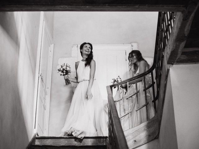 Le mariage de Richard et Amy à Bergerac, Dordogne 5