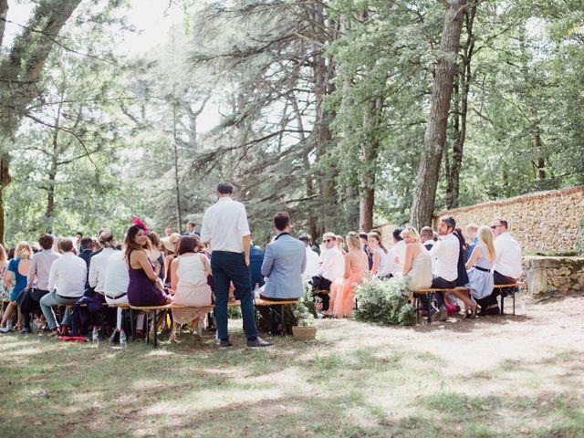 Le mariage de Richard et Amy à Bergerac, Dordogne 6