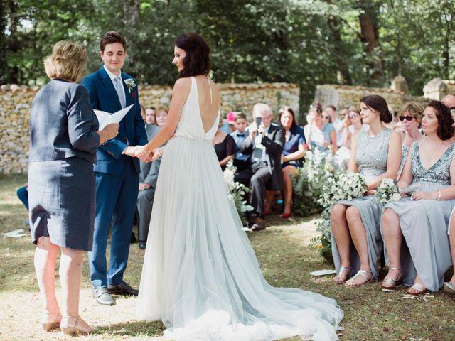 Le mariage de Richard et Amy à Bergerac, Dordogne 12