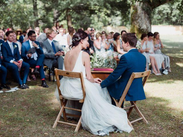 Le mariage de Richard et Amy à Bergerac, Dordogne 13