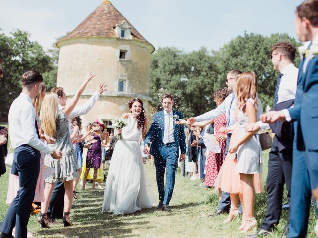 Le mariage de Richard et Amy à Bergerac, Dordogne 14