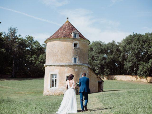 Le mariage de Richard et Amy à Bergerac, Dordogne 17
