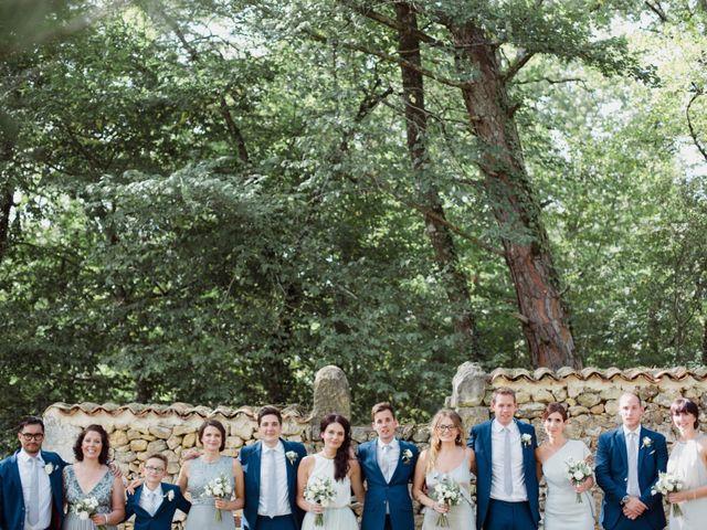 Le mariage de Richard et Amy à Bergerac, Dordogne 19