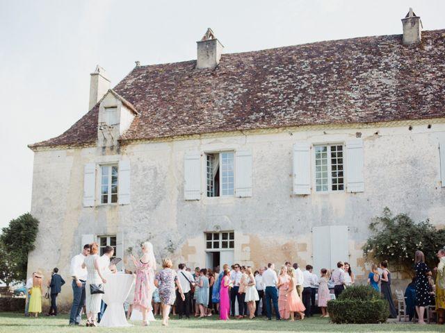 Le mariage de Richard et Amy à Bergerac, Dordogne 21