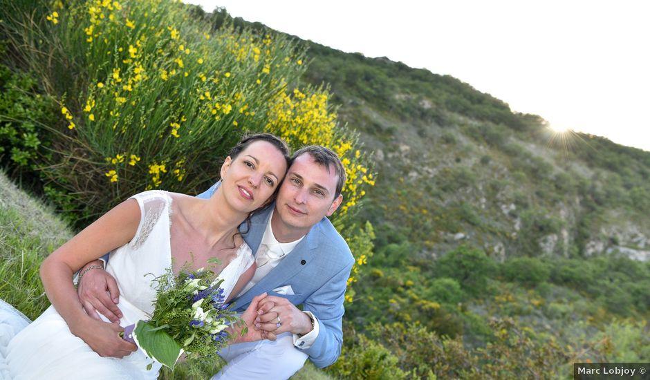 Le mariage de Richard et Amélie à Nyons, Drôme