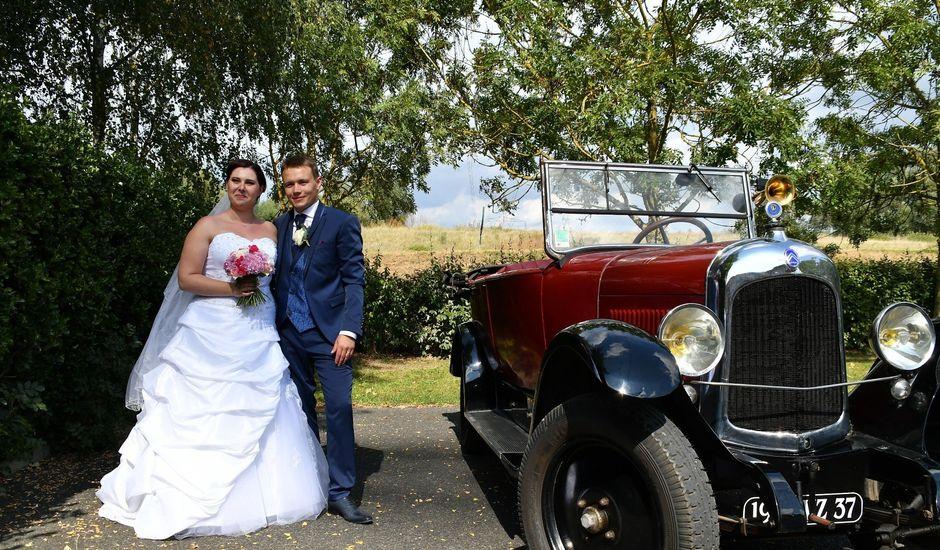 Le mariage de Vincent et Camille à Tours, Indre-et-Loire
