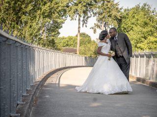 Le mariage de Mariane et Brice