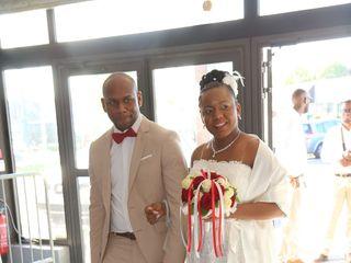 Le mariage de Célia et Anselme 2