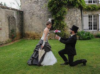 Le mariage de Isabelle et Jean David