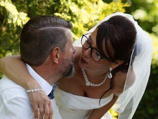 Le mariage de Gipsy et Bertrand