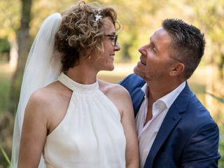 Le mariage de Laurie et Michael
