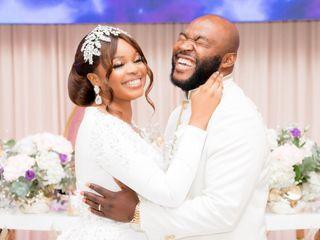 Le mariage de Nissi et Stéphane