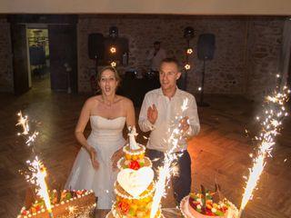 Le mariage de Eloïse et Romain