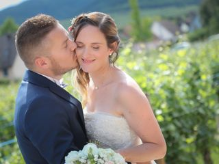 Le mariage de Jenna et Thibaut