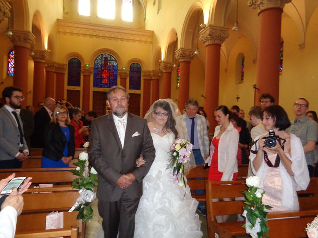 Le mariage de Frédéric et Claire à Le Perréon, Rhône 3