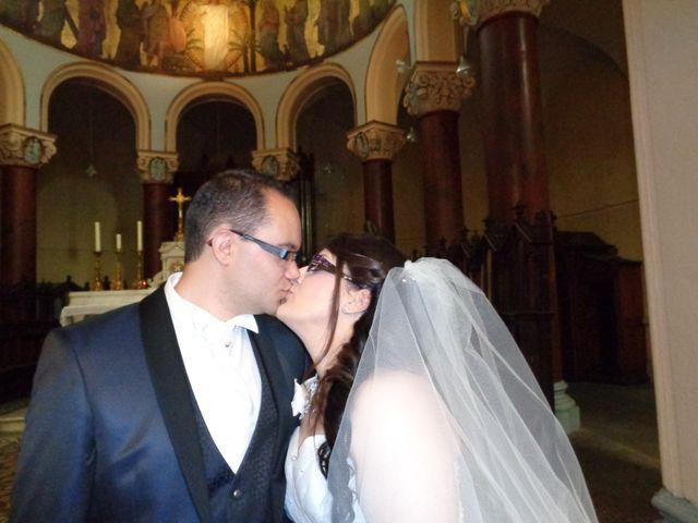 Le mariage de Frédéric et Claire à Le Perréon, Rhône 5