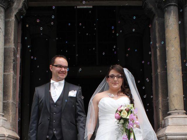 Le mariage de Frédéric et Claire à Le Perréon, Rhône 9