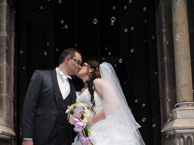 Le mariage de Frédéric et Claire à Le Perréon, Rhône 10