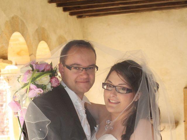 Le mariage de Frédéric et Claire à Le Perréon, Rhône 12