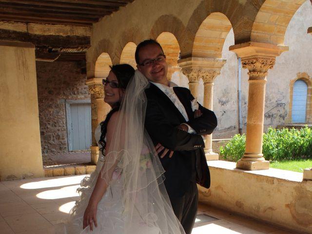 Le mariage de Frédéric et Claire à Le Perréon, Rhône 13