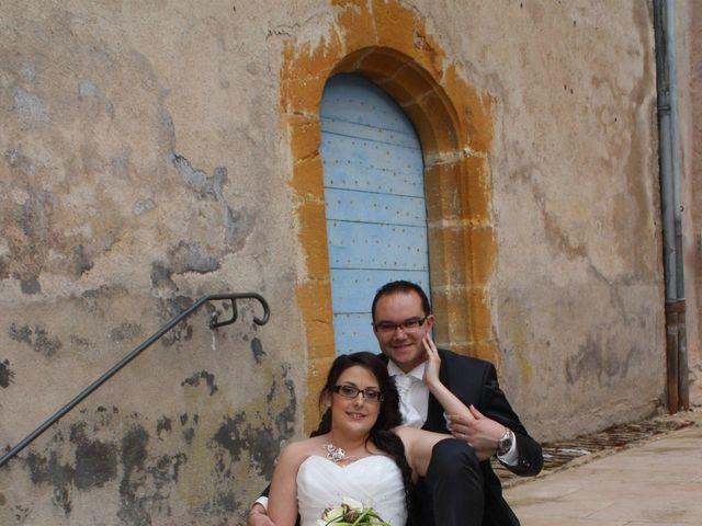 Le mariage de Frédéric et Claire à Le Perréon, Rhône 14