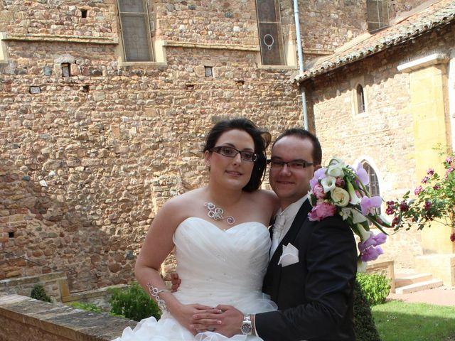 Le mariage de Frédéric et Claire à Le Perréon, Rhône 16
