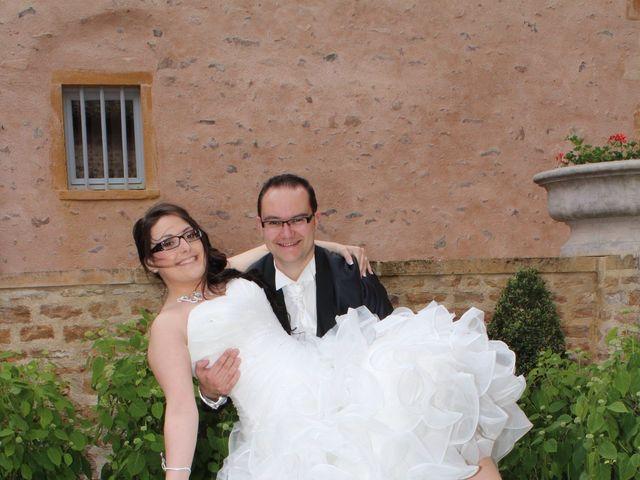 Le mariage de Frédéric et Claire à Le Perréon, Rhône 18