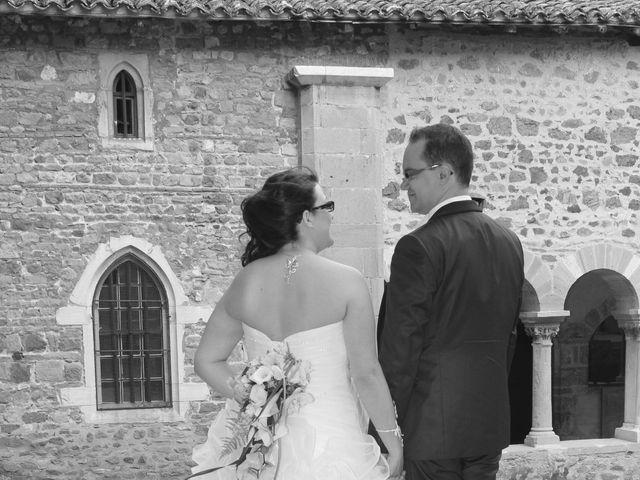 Le mariage de Frédéric et Claire à Le Perréon, Rhône 19