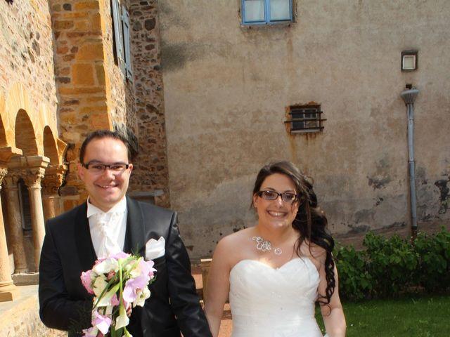 Le mariage de Frédéric et Claire à Le Perréon, Rhône 21