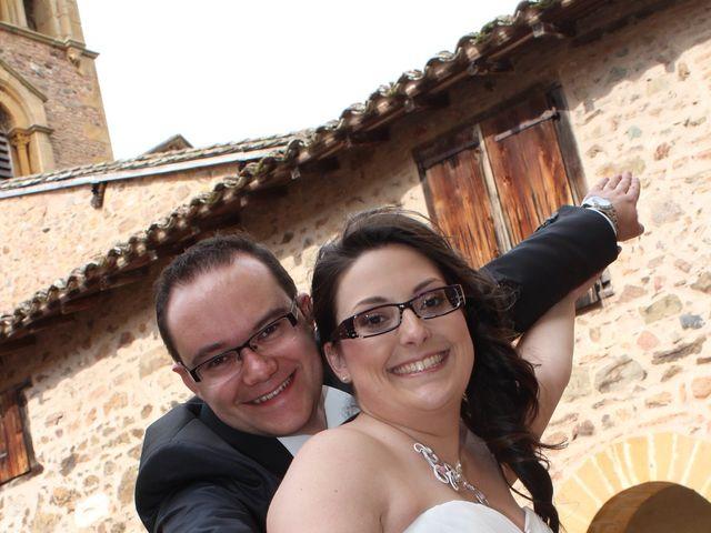 Le mariage de Frédéric et Claire à Le Perréon, Rhône 24