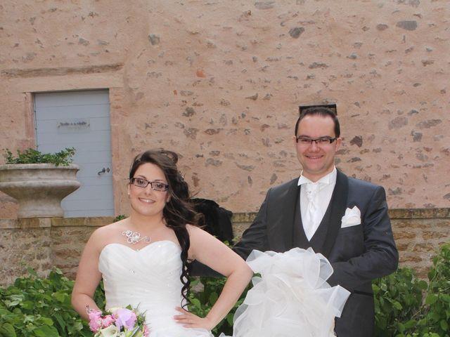 Le mariage de Frédéric et Claire à Le Perréon, Rhône 25