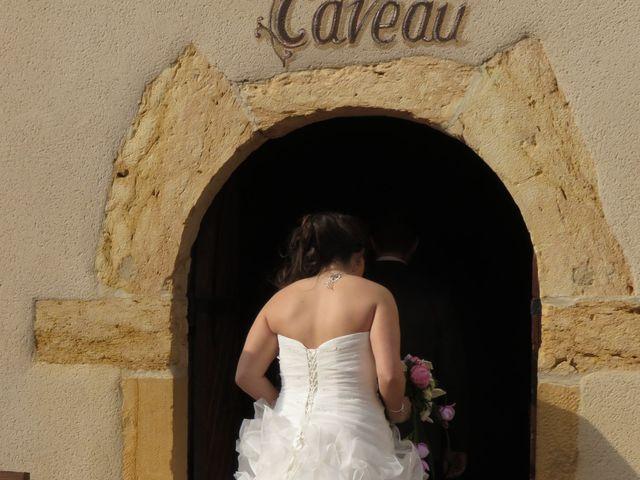 Le mariage de Frédéric et Claire à Le Perréon, Rhône 35