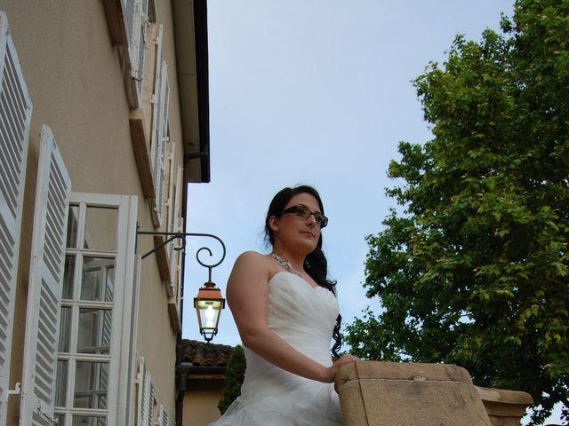 Le mariage de Frédéric et Claire à Le Perréon, Rhône 36