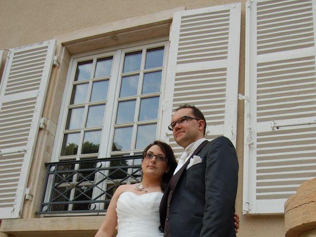 Le mariage de Frédéric et Claire à Le Perréon, Rhône 38