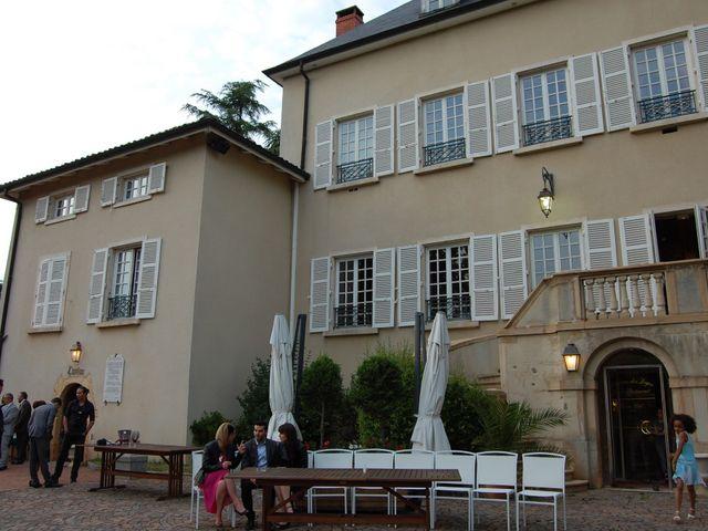 Le mariage de Frédéric et Claire à Le Perréon, Rhône 39