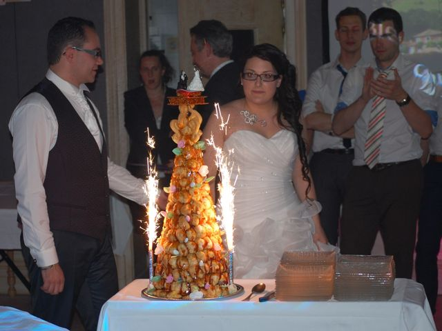 Le mariage de Frédéric et Claire à Le Perréon, Rhône 53