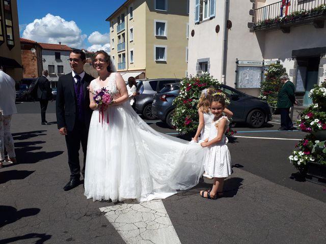 Le mariage de Jonathan et Julie à Cournon-d'Auvergne, Puy-de-Dôme 13