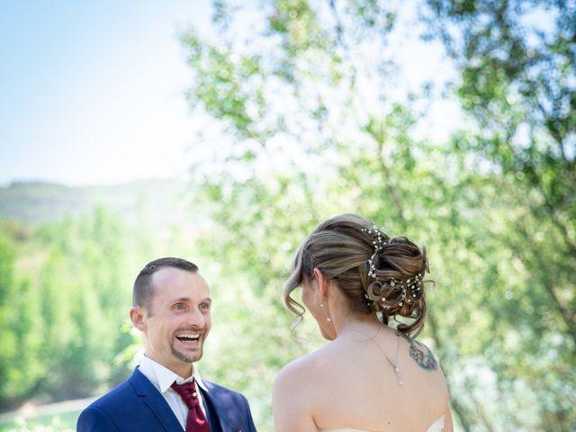 Le mariage de Christophe et Lysiane à Mirefleurs, Puy-de-Dôme 9