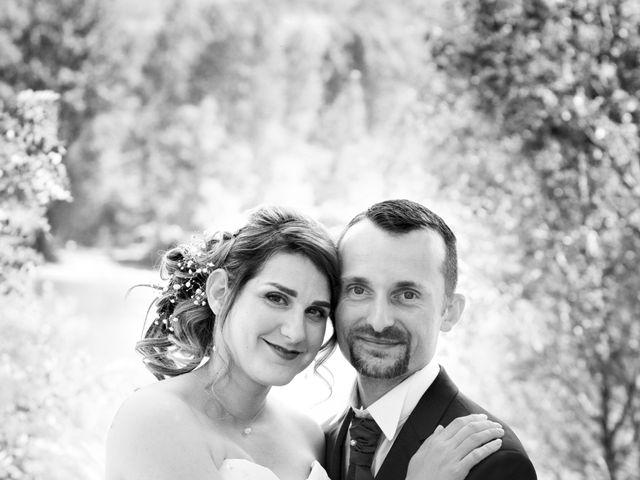 Le mariage de Christophe et Lysiane à Mirefleurs, Puy-de-Dôme 1
