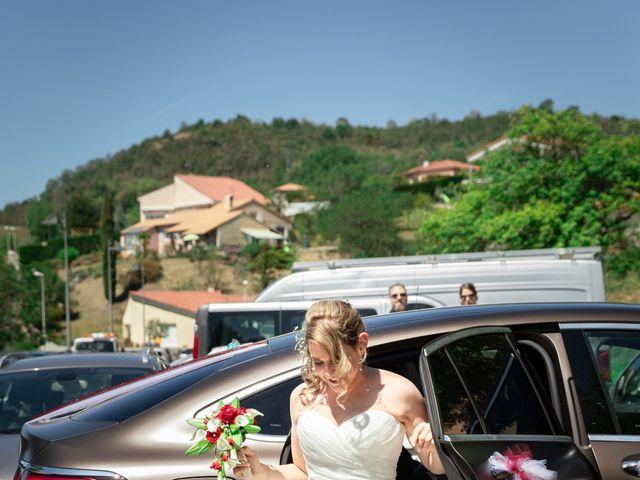 Le mariage de Christophe et Lysiane à Mirefleurs, Puy-de-Dôme 10