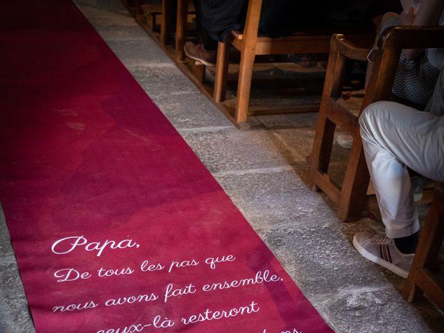 Le mariage de Christophe et Lysiane à Mirefleurs, Puy-de-Dôme 16
