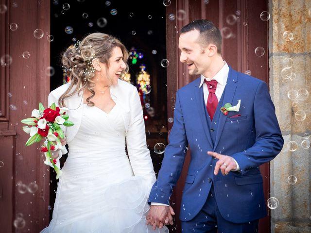 Le mariage de Lysiane et Christophe