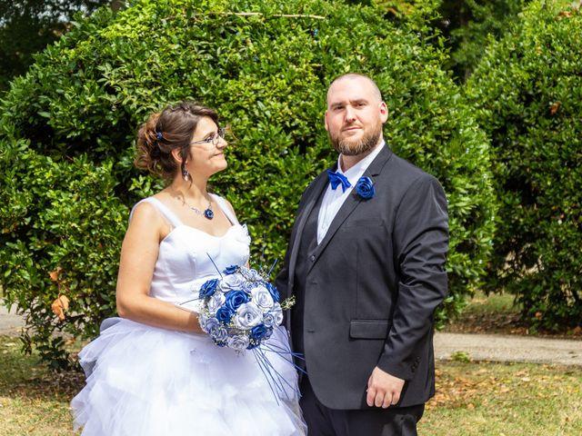 Le mariage de Marie et Pierre